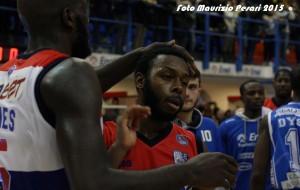 New Basket Brindisi-Sassari=76-74 Photogallery di Maurizio Pesari
