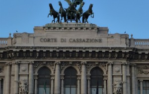 La Cassazione annulla l'ordinanza del Tribunale del Riesame di Lecce nei confronti di Patroni Griffi e di Di Leverano