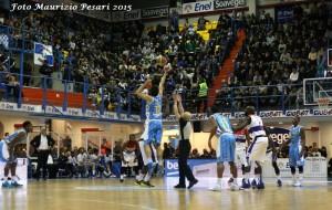 New Basket Brindisi-Cremona=81-65 Photogallery di Maurizio Pesari