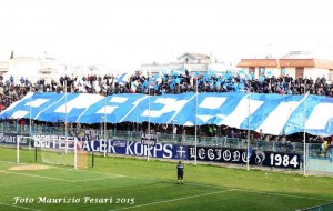 Brindisi-Manfredonia=1-1 Photogallery di Maurizio Pesari