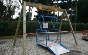 Un parco giochi per bambini disabili a Francavilla grazie ad un bando regionale