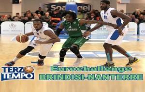 Eurochallenge: la doppia sfida Brindisi-Nanterre nei video di Terzo Tempo web