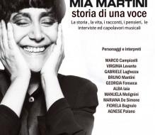 Domenica al Teatro Italia di Carovigno uno spettacolo per ricordare Mia Martini