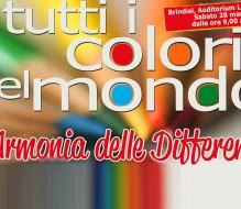 Tutti i colori del mondo: al Liceo Palumbo una grande festa per dire NO al razzismo
