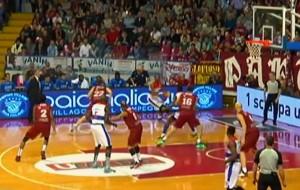 Brindisi cede nell'ultimo quarto: Venezia vince 76-71