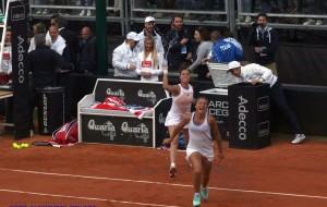 Fed Cup a Brindisi: tutte le emozioni negli oltre 200 scatti di Maurizio Pesari