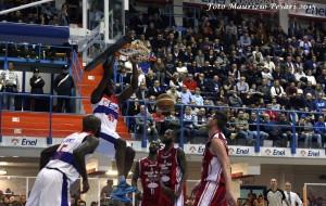 New Basket Brindisi-Pistoia=89-77 Photogallery di Maurizio Pesari