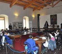 Bambini in Consiglio Comunale a Francavilla Fontana