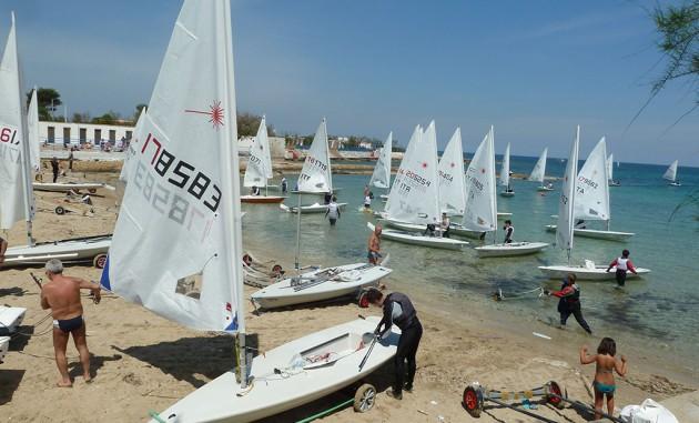Campionato zonale di classe Laser a Brindisi: risultati e foto