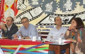 """Eni/Versalis, Cgil: """"la società non rassicura ma da Emiliano nessuna presa di posizione sulla vicenda"""""""