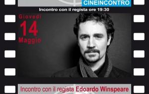 Edoardo Winspeare ospite nella rassegna primaverile Cinecronici