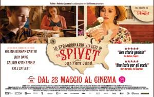 """Dopo """"Il favoloso mondo di Amélie"""" arriva a Brindisi """"Lo Straordinario Viaggio di T. S. Spivet"""""""