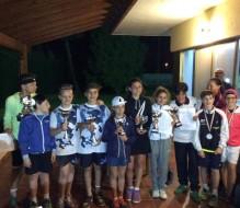 Tennis: i risultati dei campionati regionali Under 11 e 12