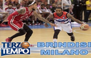 Terzo tempo web: il video di Enel Brindisi-EA7 Milano