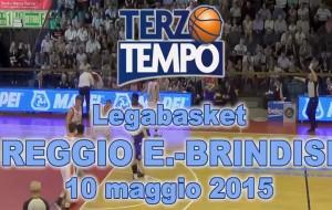 Terzo Tempo web: il video di Reggio Emilia-Brindisi