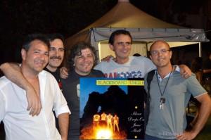 Federico Guglielmi e Blackboard Jungle