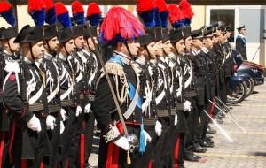 Martedì 5 si celebra il 204° Annuale di Fondazione dell'Arma dei Carabinieri