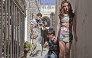 Lei non esiste: ultime riprese ad Ostuni per il corto di Marco Nocera