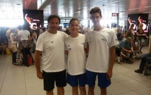 Mediterranean Cup: la Fimco Sport si tinge d'azzurro con Masciopinto e Stefanì