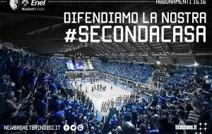 New Basket Brindisi: le info sul ritiro degli abbonamenti