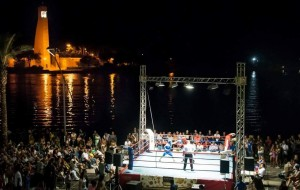 Grande successo per la boxe sui Lungomare di Brindisi e Torre Canne