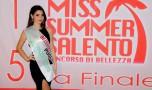 La brindisina Nadia Miccoli è Miss Summer Salento 2015. Tutte le foto della serata finale