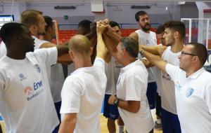 L'Enel Basket Brindisi abbraccia la città: domenica amichevole contro il Matera
