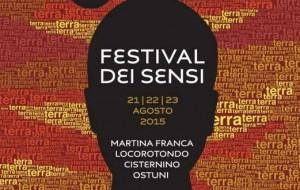 Stasera si inaugura il Festival dei Sensi