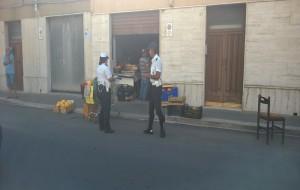 PM Brindisi: controlli su pubblica illuminazione e commercio ambulante
