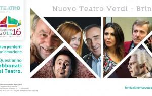 Al Teatro Verdi l'abbonamento ha i colori dell'arcobaleno