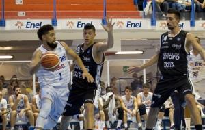 New Basket Brindisi-Bologna=81-54 Photogallery di Maurizio Pesari