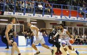 New Basket Brindisi-Trento=71-81 Photogallery di Maurizio Pesari