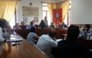 San Vito: il saluto del segretario comunale Giovanna Di Gregorio
