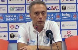 Verso Brindisi-Bologna: la parola a coach Piero Bucchi
