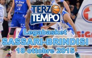 Terzo tempo web: il video di Sassari-Brindisi