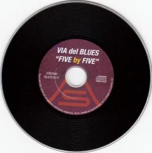 via del blues vinile