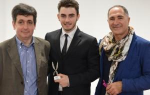 Il francavillese Gianvincenzo Piro primo all'Academy Short Film Festival di Reggio Calabria