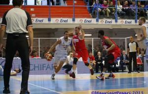 New Basket Brindisi-Varese=80-74 Photogallery di Maurizio Pesari
