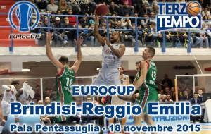 Terzo tempo web: il video di Enel Brindisi-Grissin Bon Reggio Emilia