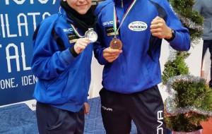 Argento e Bronzo per la Pugilistica Rodio ai campionati assoluti di Roseto