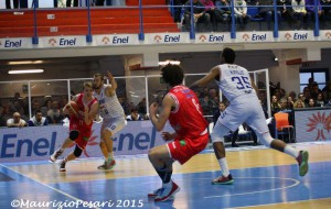 New Basket Brindisi-Reggio Emilia=53-79 Photogallery di Maurizio Pesari