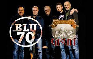 Stasera al Gruit grande divertimento con la musica dei Blu 70