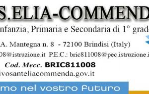 Nuovo progetto Erasmus per il Comprensivo Sant'Elia-Commenda di Brindisi