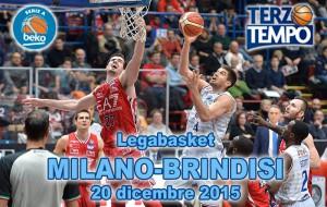 Terzo tempo web: il video di EA7 Milano-Enel Brindisi