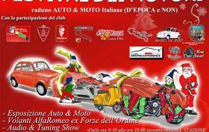 """Ad Oria la prima edizione del """"Natale Tricolore – Festival dei Motori Italiani"""""""