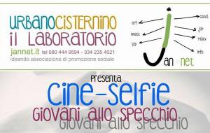 """A Cisternino la rassegna cinematografica """"Cine-Selfie: Giovani allo Specchio"""""""