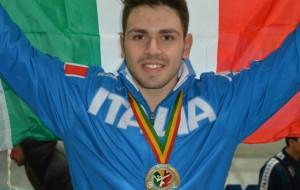 Samuel Stea è campione universitario di Karate