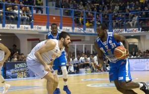 New Basket Brindisi-Sassari=88-82 Photogallery di Maurizio Pesari