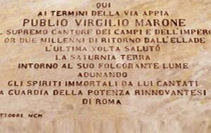 Brindisi: salta fuori il testamento di Virgilio! Di Guido Giampietro