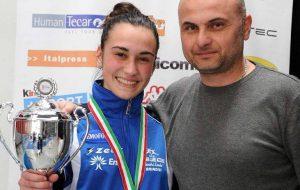 Mariella Gigliola vince la Coppa Italia Nazionale